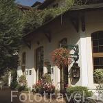 Hotel Le Manoir. En AIX LES BAINS. Saboya. Rhones Alpes. Francia