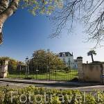 Casa señorial parte antigua de SAINT GEORGES D´OLERON. Isla de Oleron. Francia