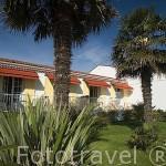Hotel Les Cleunes ****, en Boulevard de la Plage. SAINT TROJAN. Isla de Oleron. Francia