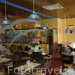 Restaurante L´Albatros. En SAINT TROJAN. Isla de Oleron. Francia