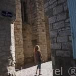 Población de Castelnau de Montmiral. Tarn. Francia