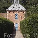 Antiguo palomar. Domaine du Buc. En Marssac sur Tarn. Francia