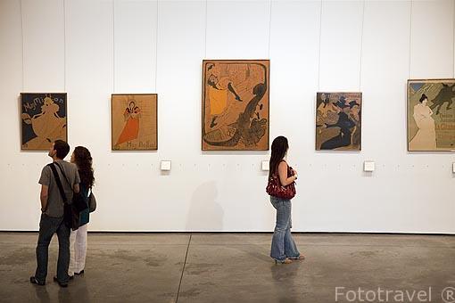 Museo Toulouse Lautrec. Ciudad de Albi. Tarn. Francia