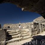 Teatro romano, s.II d.C. Ruinas de MILETO / BALAT. Costa del mar Egeo. Turquia