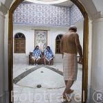 Hamam Bodrum. Ciudad de BODRUM, antigua Halicarnaso. Costa del mar Egeo. Turquia
