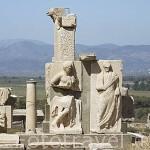 Monumento a Memmio, s.I a.C. Ruinas de EFESO / EPHESUS. Egeo. Turquia