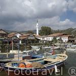Pueblo pesquero de KEKOVA. Provincia de Antalya. Turquia