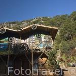 """Hotel rural """"Las casas de Kadir"""" rodeados de bosque de pinos, cerca de OLYMPOS. Provincia de Antalya. Turquia"""