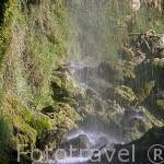 Cascadas de Kursunlu a 15 kms. al NE de la ciudad ANTALYA. Turquia