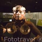Museo del Oro. Posee obras de las culturas de la región Salima: Llama, Yotoco, y Sonso. Santiago de CALI. Valle del Cauca. Colombia