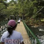 """Ecoparque del rio Pance. Zona del P. Natural de """"Los Farallones"""". Parque Alrededores Santiago de CALI. Valle del Cauca. Colombia"""