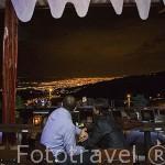 Restaurante con mirador Juana de Farra, en Racamandapa. En las afueras de Santiago de CALI. Valle del Cauca. Colombia