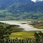 Lago Calima. A 75 Kms. de la ciudad de Santiago de CALI. Valle del Cauca. Colombia