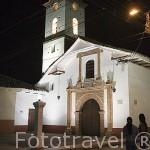 Iglesia de San Francisco. BUGA. Valle del Cauca. Colombia