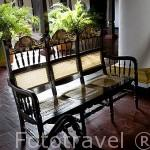 Hostal Doña Manuela. Ciudad colonial de MOMPOX. Patrimonio de la Humanidad, UNESCO. Colombia. Suramerica