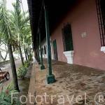 Portales de la Marquesa. Ciudad colonial de MOMPOX. Patrimonio de la Humanidad, UNESCO. Isla más grande de Suramerica. Colombia. Suramerica