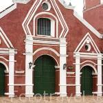 Iglesia de San Francisco. 1580. Ciudad colonial de MOMPOX. Patrimonio de la Humanidad, UNESCO. Isla más grande de Suramerica. Colombia. Suramerica