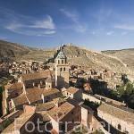 Pueblo amurallado de ALBARRACIN. Teruel . España