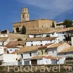 Pueblo de JARQUE DE LA VAL. Teruel. España