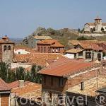 Pueblo de BRONCHALES. Teruel. España