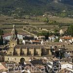 Pueblo de RUBIELOS DE MORA. Comarca de Gudar -Javalambre. Teruel. España