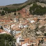 Pueblo de MONTALBAN. Teruel. España