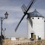 Molino de la Union, s.XIX. CAMUÑAS. Toledo. Castilla La Mancha. España - Spain