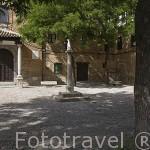 Iglesia y convento de San Francisco. s.XVII. Población de MADRIDEJOS. Provincia de Toledo. Castilla La Mancha. España - Spain