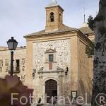 Ermita del Santisimo Cristo del Prado. s.XVII. Población de MADRIDEJOS. Provincia de Toledo. Castilla La Mancha. España - Spain