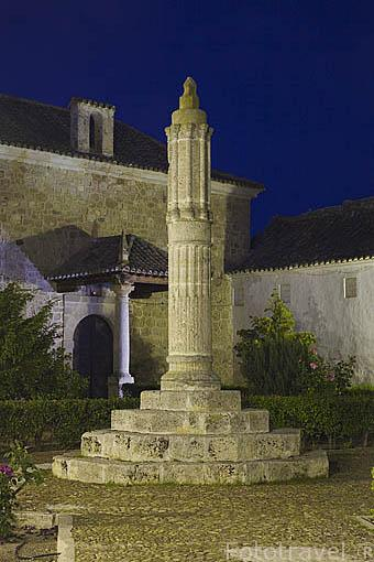 Ermita de la Purisima. Población de TEMBLEQUE. Provincia de Toledo. Castilla La Mancha. España - Spain