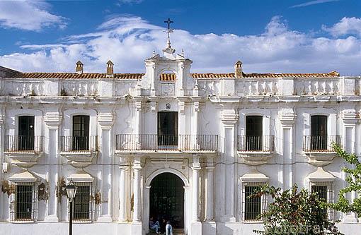 Fachada De Las Antiguas Casas Consistoriales Fototravelfototravel - Fachadas-antiguas-de-casas